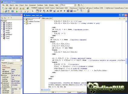программирование на builder: